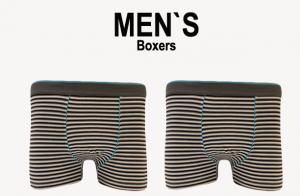MEN'S Boxershorts4